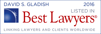Gladish Best Lawyer Logo